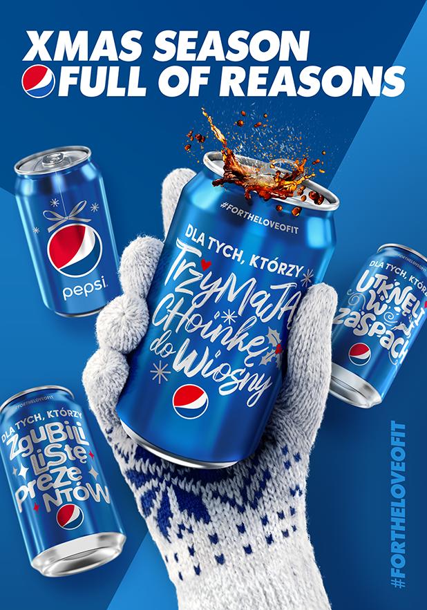 Pepsi<br>xmas