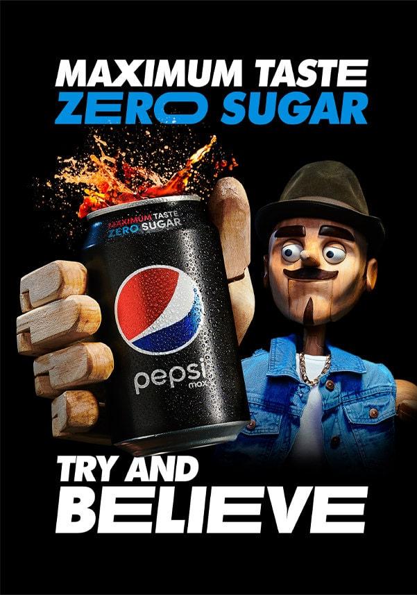 Pepsi<br>max
